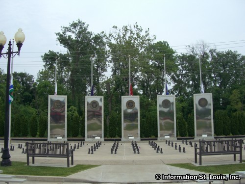 OFallon  Missouri Veterans Memorial