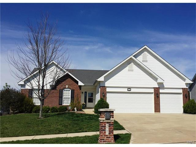 521 Petersburg Place Wentzville MO 63385