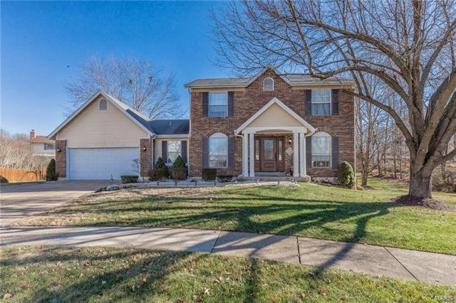 6844 Grove Springs Court St Louis MO 63129