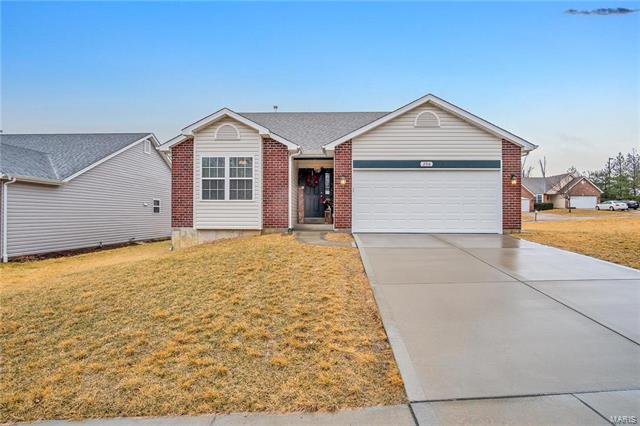 206 Discovery Village Circle Wentzville MO 63385